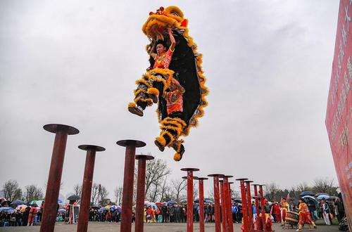 رقص شیر – چین