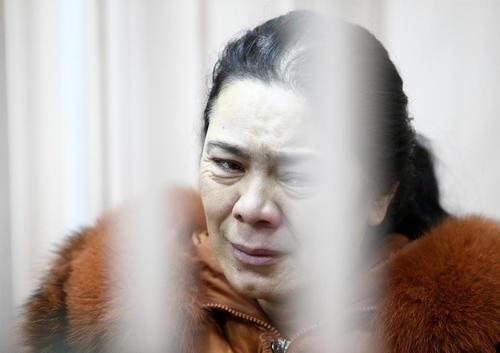 نخستین جلسه دادگاه زن مظنون به همکاری در حمله تروریستی دوشنبه هفته گذشته به مترو شهر سن پترز بورگ روسیه – مسکو