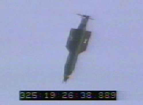 لحظه شلیک بزرگترین موشک غیراتمی آمریکا علیه داعش در افغانستان/ رویترز