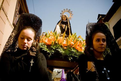 آیین های گرامیداشت عید پاک – اسپانیا