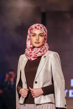 نمایش مد اسلامی در لندن