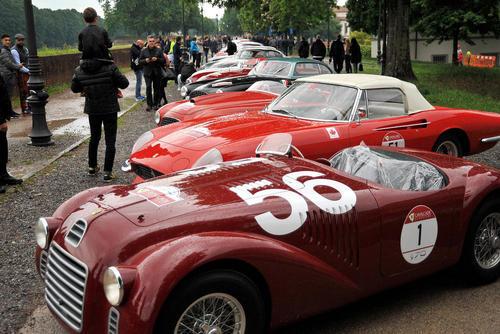 نمایشگاه خودروهای فراری از بیست کشور دنیا در شهر توسکانی ایتالیا. این نمایشگاه به مناسبت هفتادمین سالگرد آغاز تولید خودروهای
