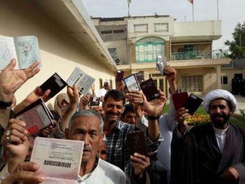 آغاز رای گیری در شهر نجف (عراق) در راس ساعت 8 صبح امروز جمعه به وقت محلی ( 9 و نیم به وقت تهران)