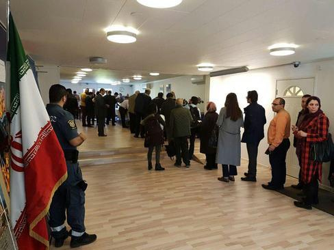 سفارت ایران در استکهلم، سوئد