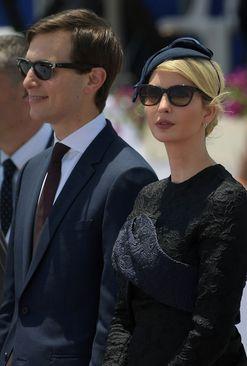 ایوانکا ترامپ و همسرش جرد کوشنر در قدس