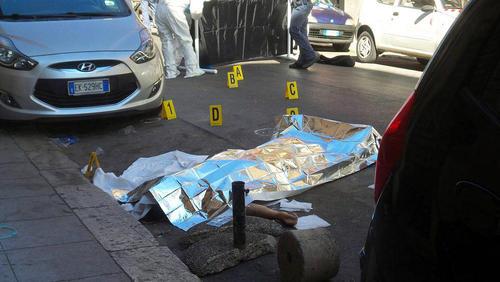 ترور یکی از سرکرده های باندهای مافیایی ایتالیا در شهر پالرمو