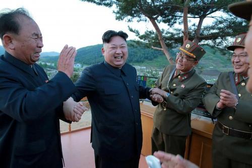 کیم جونگ اون، رهبر جوان و دیکتاتور کمونیست کره شمالی