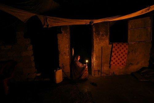 قطع مکرر و طولانی برق در باریکه غزه