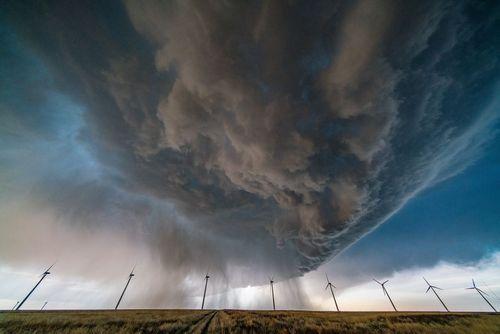 توفان در کلرادو آمریکا
