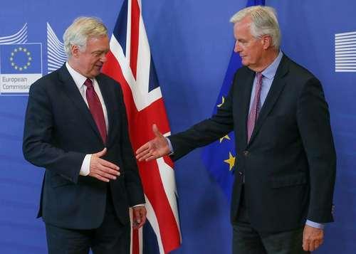 آغاز مذاکرات خروج بریتانیا از اتحادیه اروپا با حضور