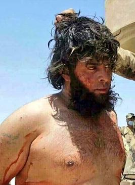 گنج اطلاعاتی داعش دستگیر شد (+عکس)