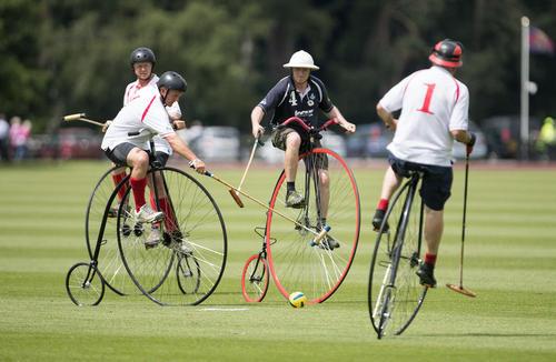 مسابقات بین المللی چوگان روی دوچرخه – بریتانیا