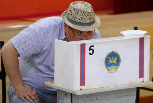 برگزاری انتخابات ریاست جمهوری در مغولستان – اولان باتور