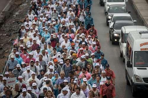 بیستمین روز راهپیمایی بزرگ