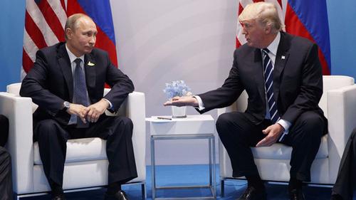 نخستین دیدار دوجانبه ترامپ و پوتین در حاشیه این اجلاس