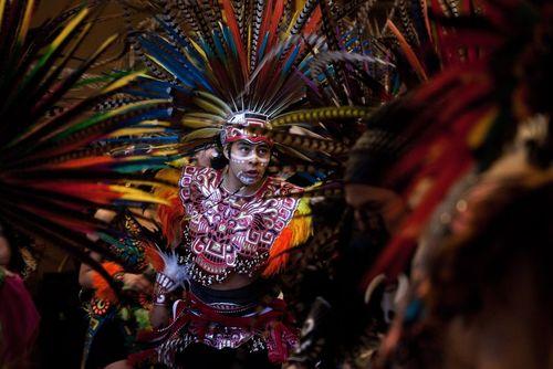 مراسم جشن سال نو اقلیت قومی