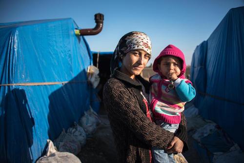 اردوگاه پناهجویان سوری در آدانا ترکیه