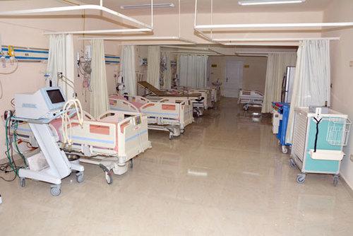 بیمارستان پایگاه نظامی