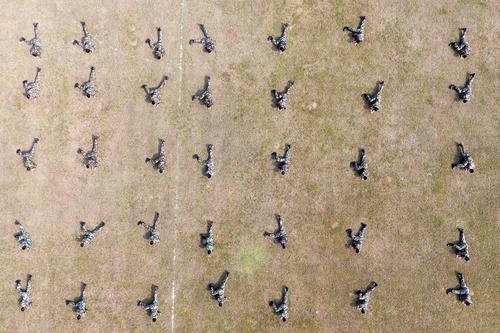 رزمایش نظامی ارتش چین – شهر نانینگ