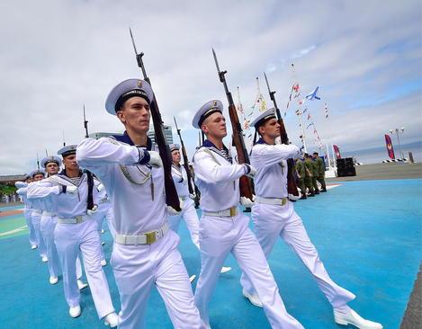 مسابقات بین المللی بازی های نظامی در ولادی وستک روسیه