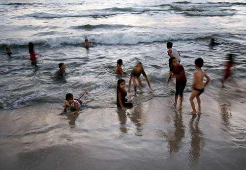 ساحل باریکه غزه