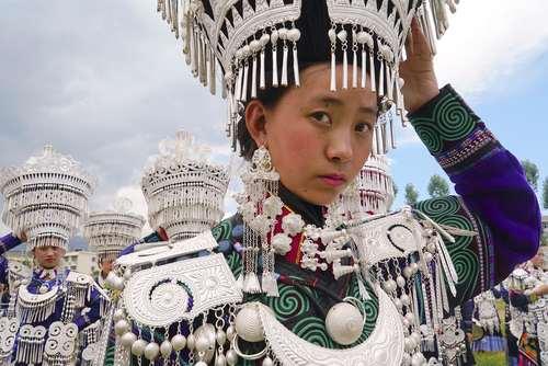 جشنواره آیینی اقلیت قومی