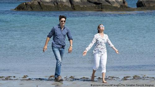 جاستین ترودو نخست وزیر کانادا نیز قرار است در ماه آگوست تعطیلات تابستانی را در منطقه