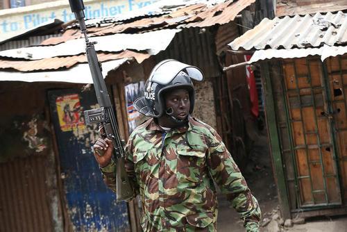 دستکم 5 کشته در جریان ناآرامی های پس از اانتخابات ریاست جمهوری در کنیا ناآرامی ها با عدم پذیرش نتایج انتخابات از سوی