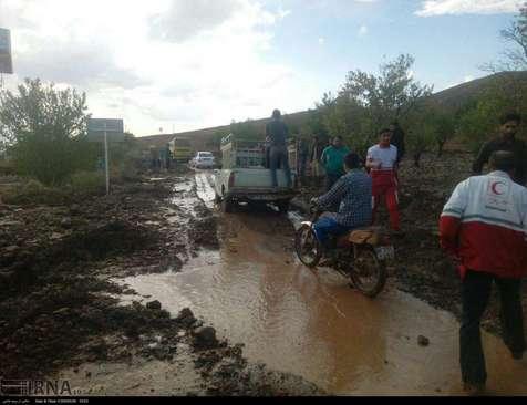 عکس سیل حوادث مشهد اخبار آذربایجان غربی