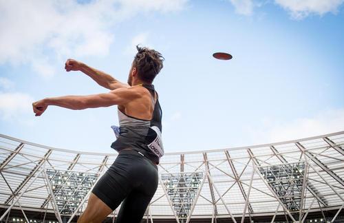 مسابقات جهانی ورزشهای دوومیدانی در لندن