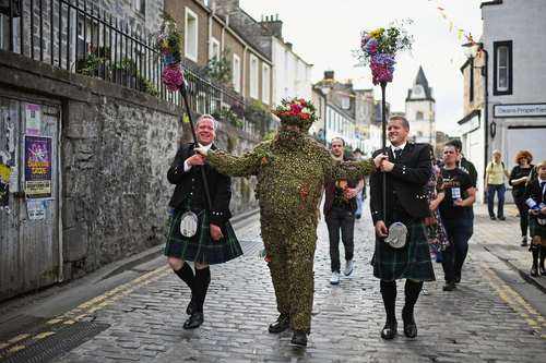 جشنواره ای سالانه در اسکاتلند