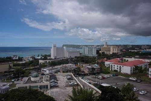 ساحل تومون در گوام