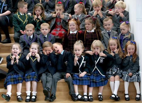 دوقلوهای کلاس اولی- انگلیس