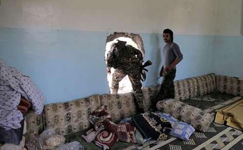 نیروهای کرد موسوم به