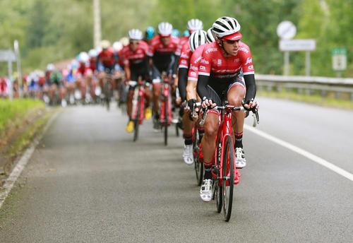 رقابت های دوچرخه سواری چند مرحله ای