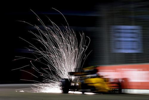 مسابقات اتومبیلرانی جایزه بزرگ فرمول یک در سنگاپور