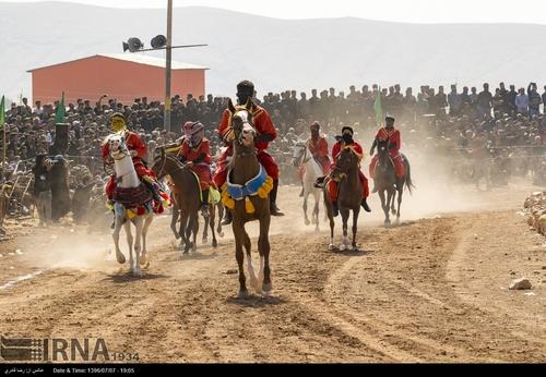 تعزیه، در روستای صحرارود شهرستان فسا استان فارس