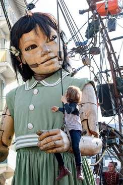 کارناوالی خیابانی در ژنو سوییس