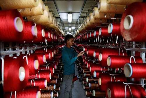 کارخانه تولید قالی در اردن