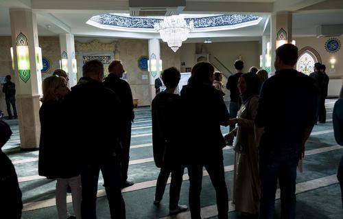 بازدید از مساجد بزرگ آلمان در شهرهای هانوفر و کلن  در روز مساجد باز
