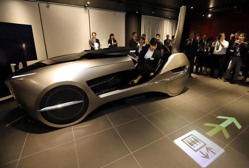 رونمایی از خودروی مفهومی جدید تولید شرکت میتسوبیشی ژاپن با نام