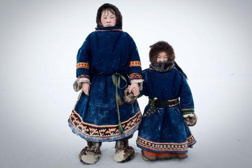 قبایل بومی ساکن در منطقه قطب شمال روسیه