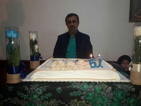 خانواده محمود احمدی نژاد خانه احمدی نژاد جشن تولد احمدی نژاد اخبار احمدی نژاد احمدی نژاد کجاست