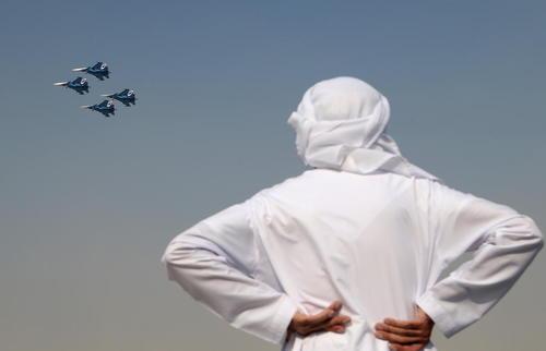 تیم آکروباتیک جنگنده