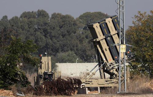استقرار سیستم ضد موشکی