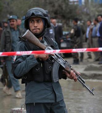 ترتیبات امنیتی پس از حمله انتحاری داعش به پایتخت افغانستان