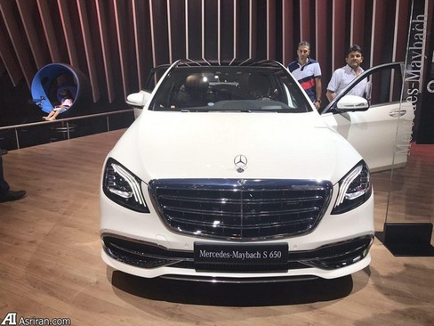 نمایشگاه خودرو دوبی2017