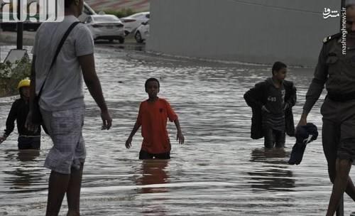 «جده» غرق شد