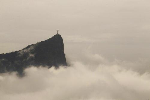 مه گرفتگی در شهر ریودوژانیرو برزیل