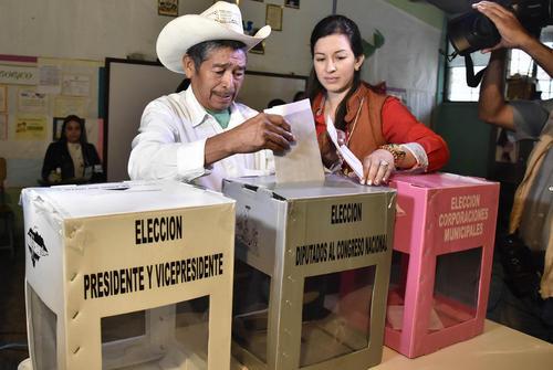 انتخابات ریاست جمهوری در هندوراس
